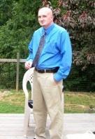 Chaplain  Mark Tolbert