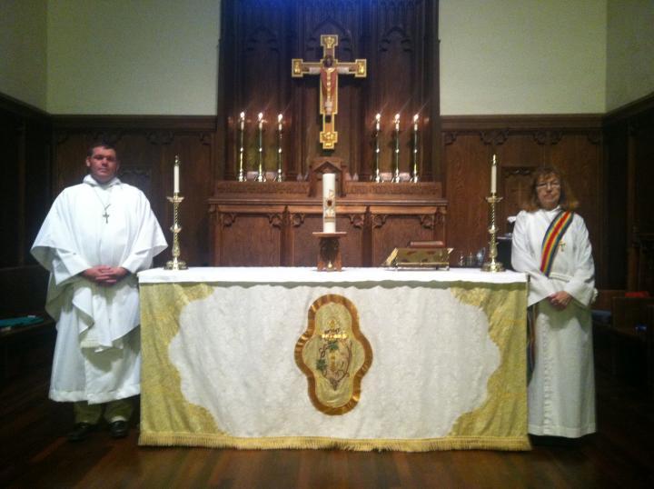 Rev. Ronald Davis